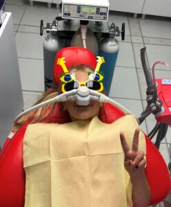 Лікування зубів під наркозом